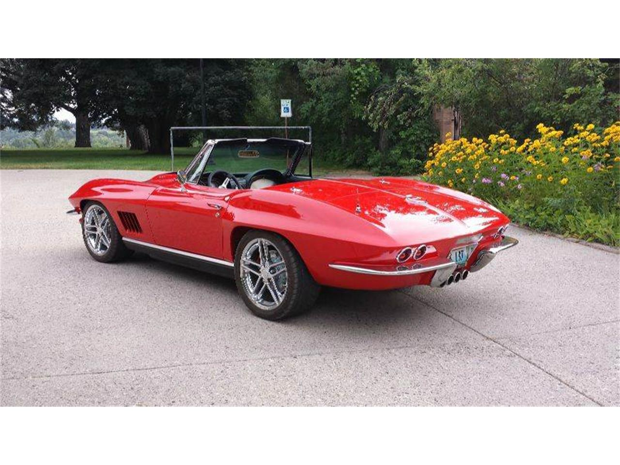 Large Picture of '67 Corvette - N1ME