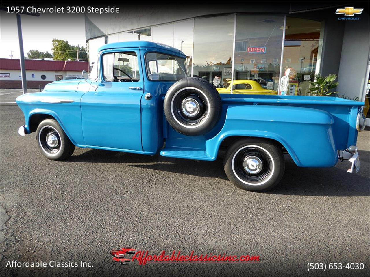 1957 Chevrolet 3200 For Sale Cc 1075195 Chevy C10 Stepside Large Picture Of 57 N1mj