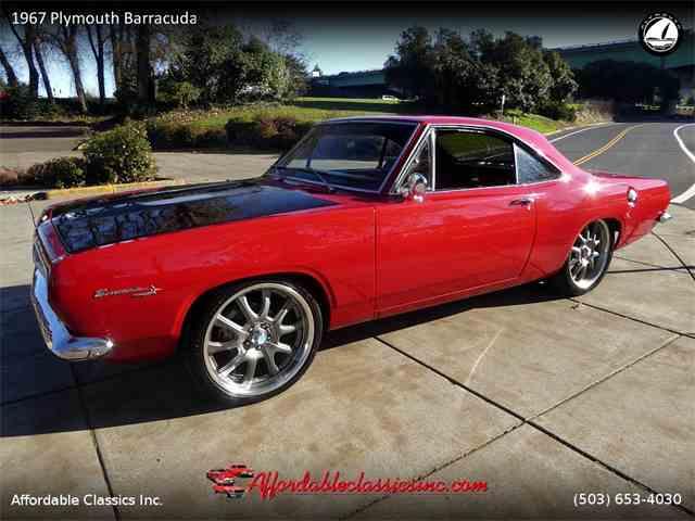 Picture of '67 Barracuda - N1MQ
