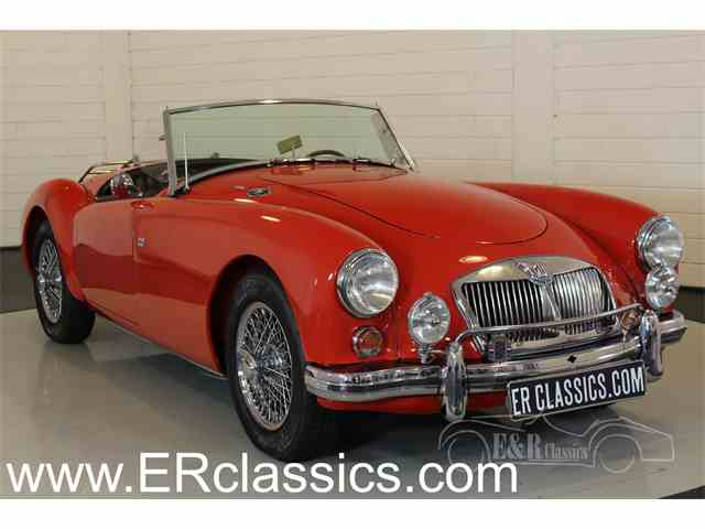 Picture of '62 MGA - N1MX
