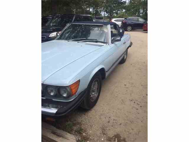 Picture of 1979 Mercedes-Benz 450SL located in Edgartown Massachusetts - N1N3