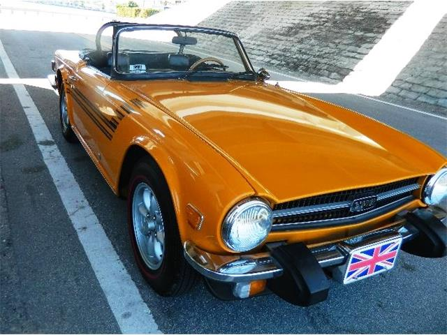 Picture of '75 TR6 - N1NB