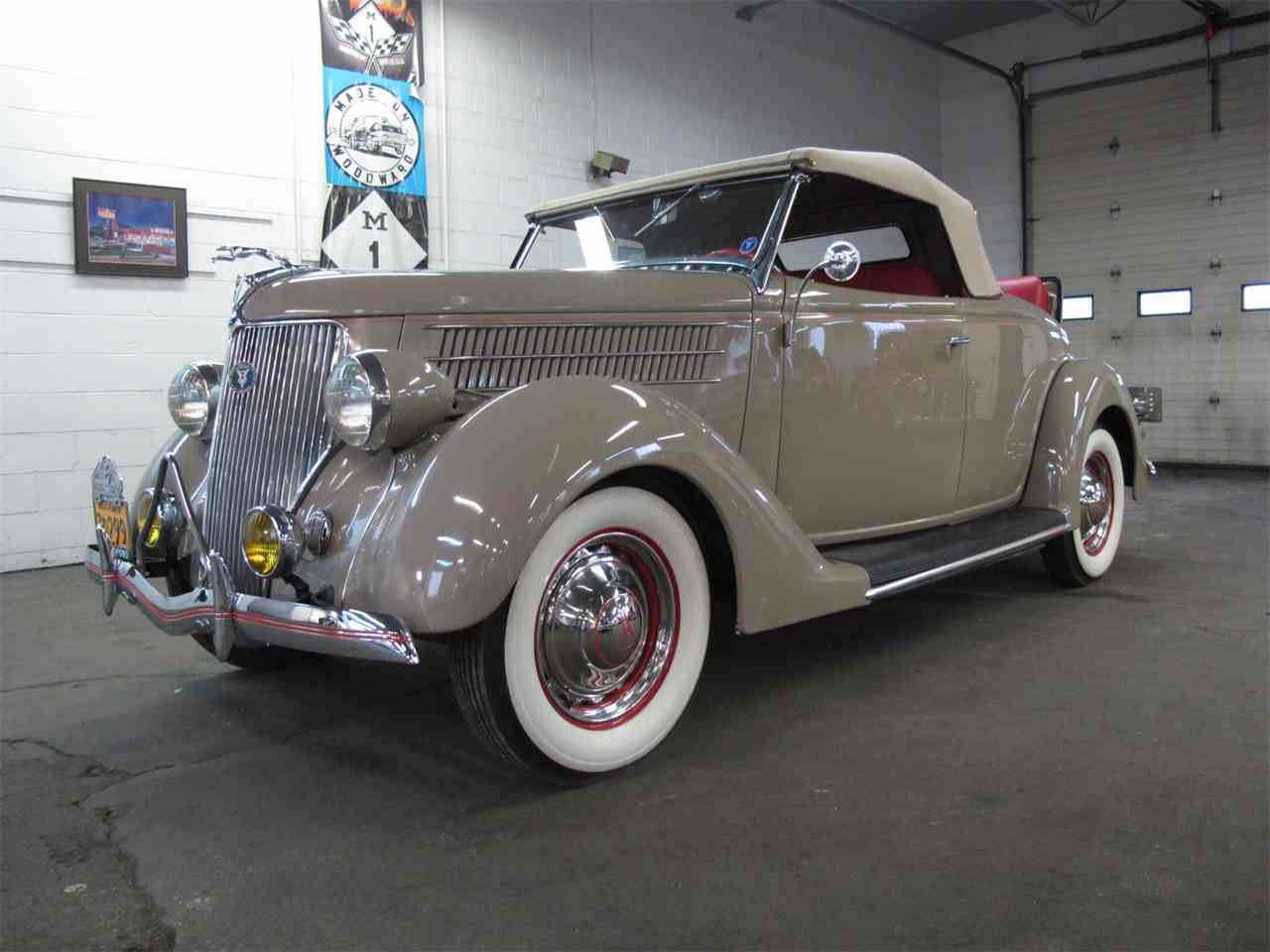 1936 Ford Deluxe for Sale | ClassicCars.com | CC-1075237
