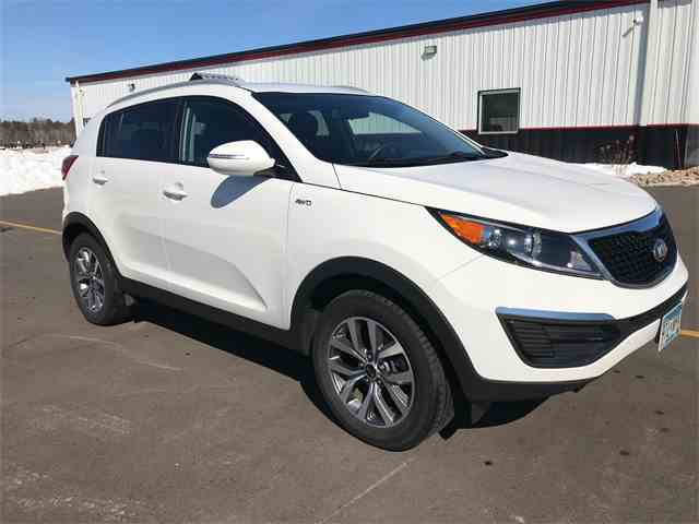 Picture of '14 Sportage - N1NR