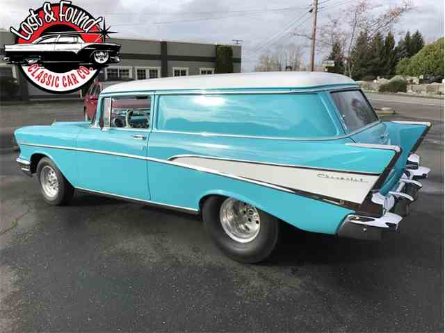 Picture of Classic '57 Chevrolet Sedan Delivery - N1NX