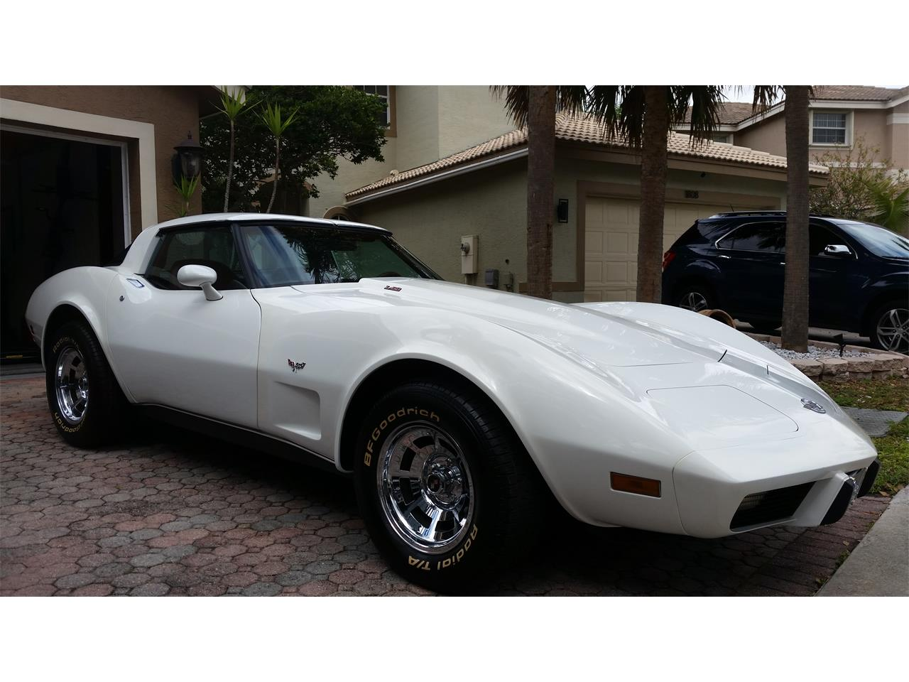 Large Picture of '78 Corvette - N1OC