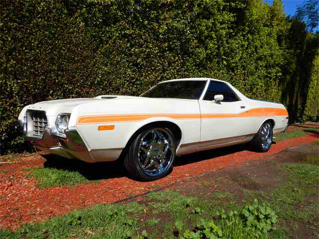 Picture of '72 Ford Ranchero located in California - $19,900.00 - N1OO