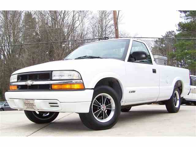 Classic chevrolet s10 for sale on classiccars picture of 00 s10 n1pb sciox Choice Image