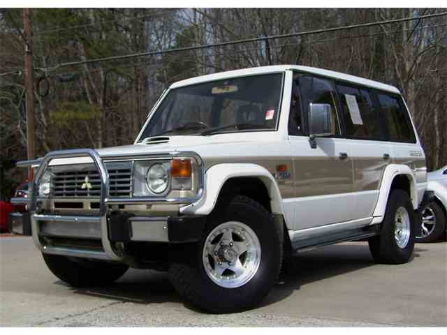 Picture of '89 Pajero - N1PI