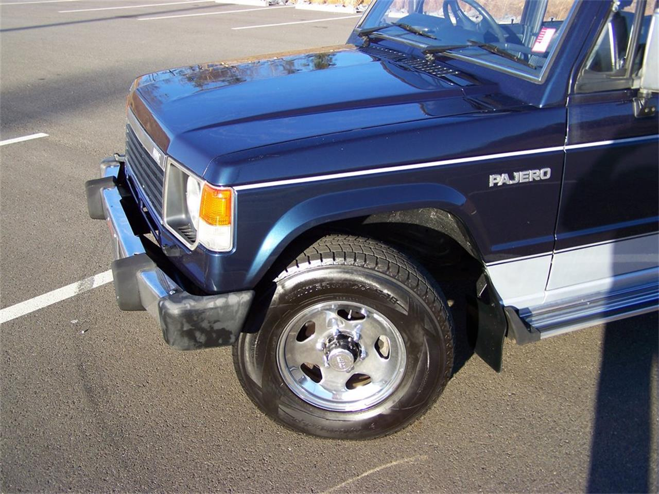 Large Picture of '87 Pajero - N1PJ