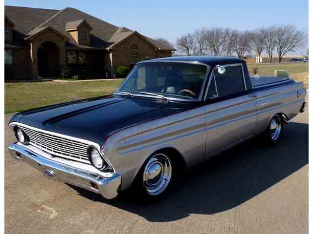 Picture of '64 Ranchero - N1PS