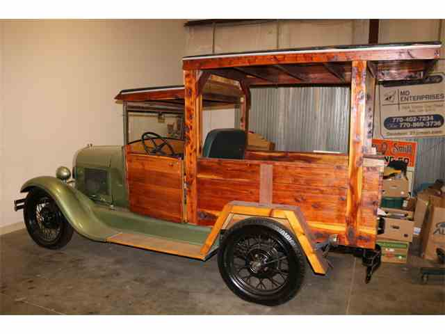 Picture of '28 Model A Produce Truck - N1PT