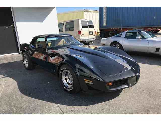 Picture of 1981 Chevrolet Corvette located in Florida Auction Vehicle - N1PW