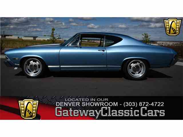 Picture of '68 Chevelle - N1Q0