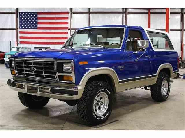 Picture of '82 Bronco - N1QX