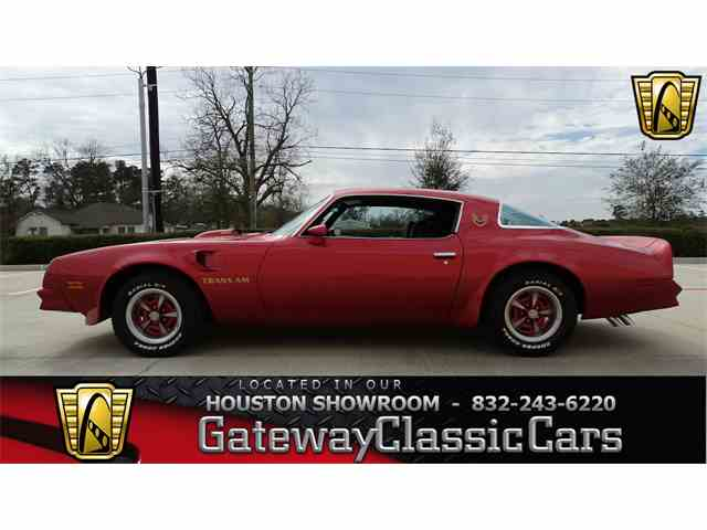Picture of '76 Firebird Trans Am - N1QY