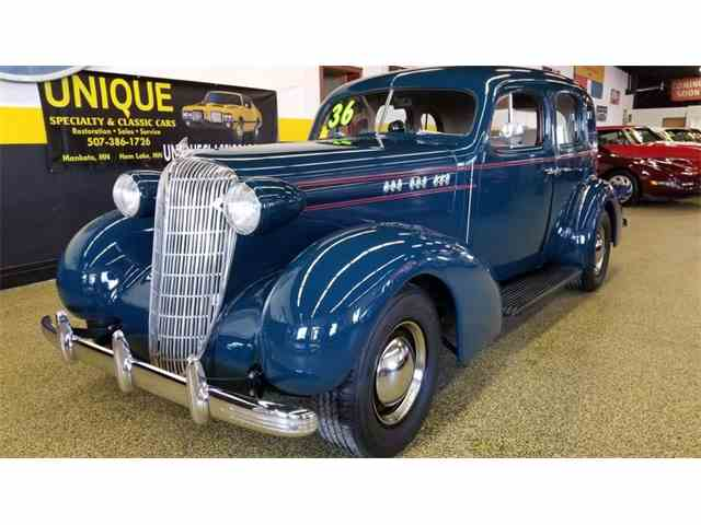 Picture of '36 F36 Touring Sedan Street Rod - N1RI