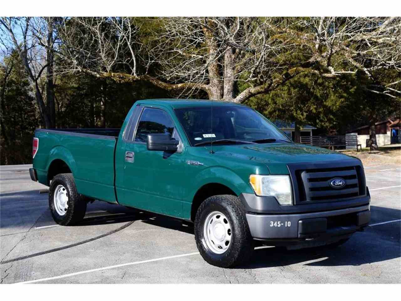 Ford ford 2010 : 2010 Ford F150 for Sale | ClassicCars.com | CC-1070538