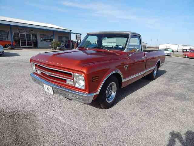 Picture of '68 C/K 10 - N1SR