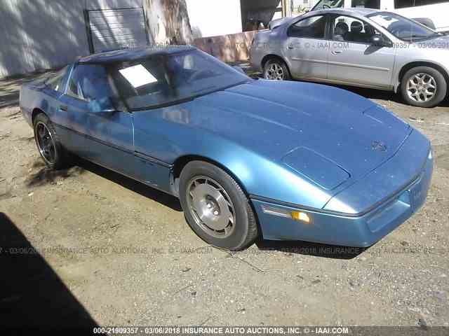 Picture of '87 Corvette - N1T1