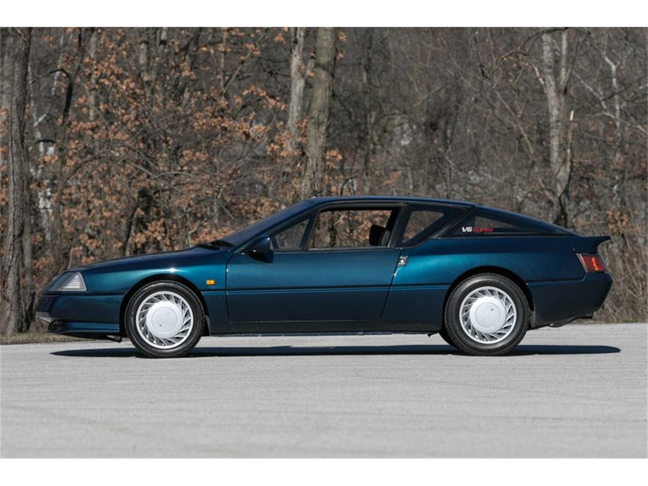 Large Picture of '90 Renault Alpine located in St. Charles Missouri Offered by Fast Lane Classic Cars Inc. - N1T4