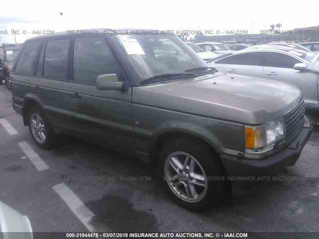 Picture of '00 Range Rover - N1T7