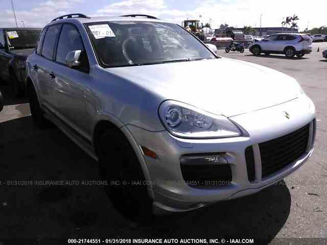 Picture of '08 Cayenne - N1TA