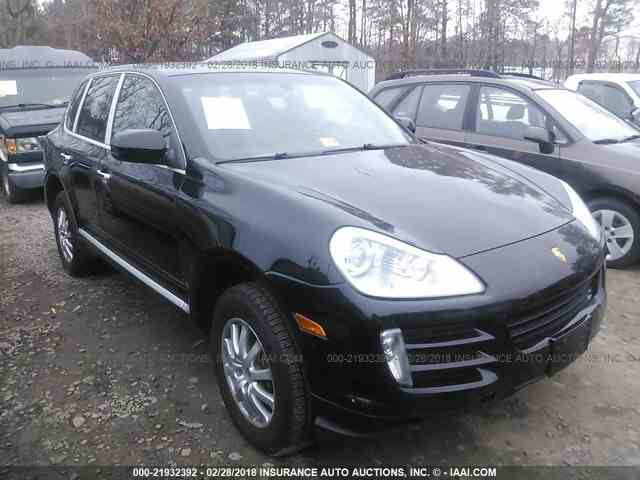 Picture of '09 Cayenne - N1TE