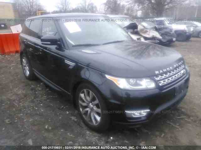 Picture of '14 Range Rover Sport - N1TL