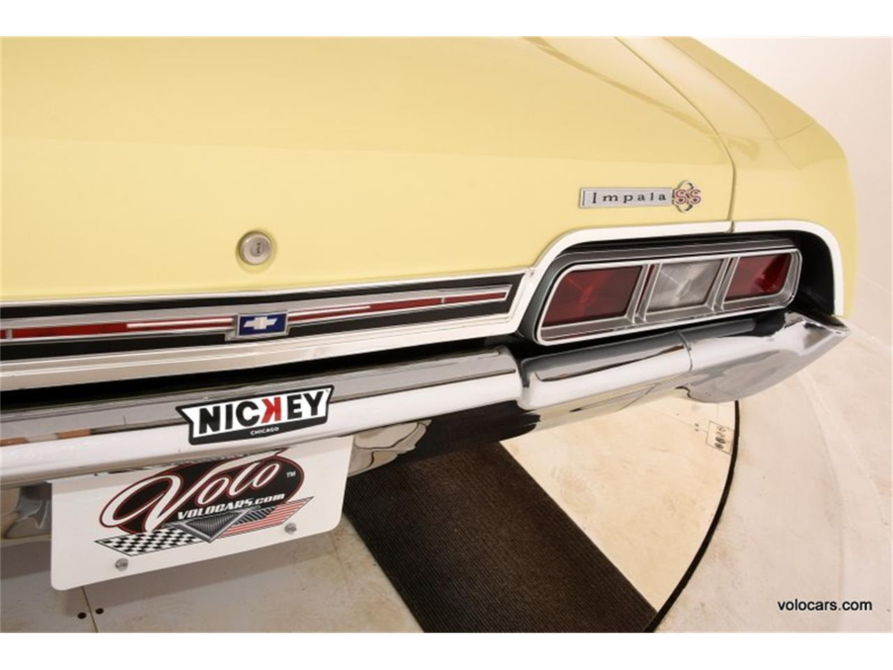 Large Picture of '67 Impala SS - N1TM