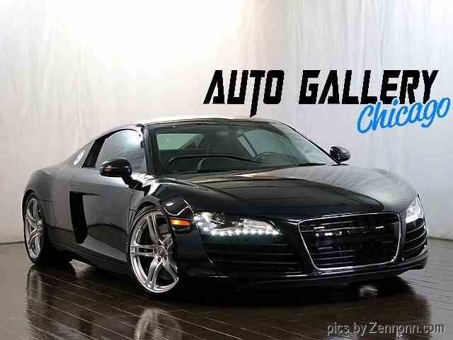 Picture of '08 R8 - N1TV