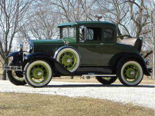 Picture of '31 Model A located in Volo Illinois - N1U1