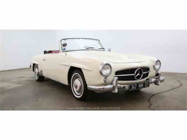 Picture of '57 190SL - N1UB