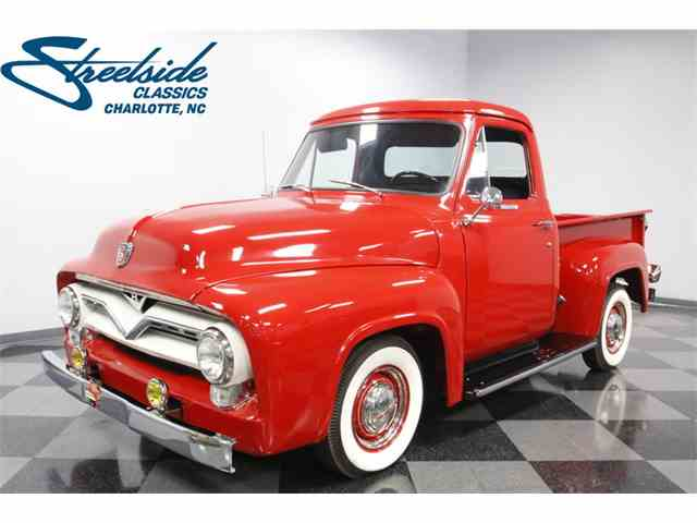 Picture of '55 F100 - N1UD