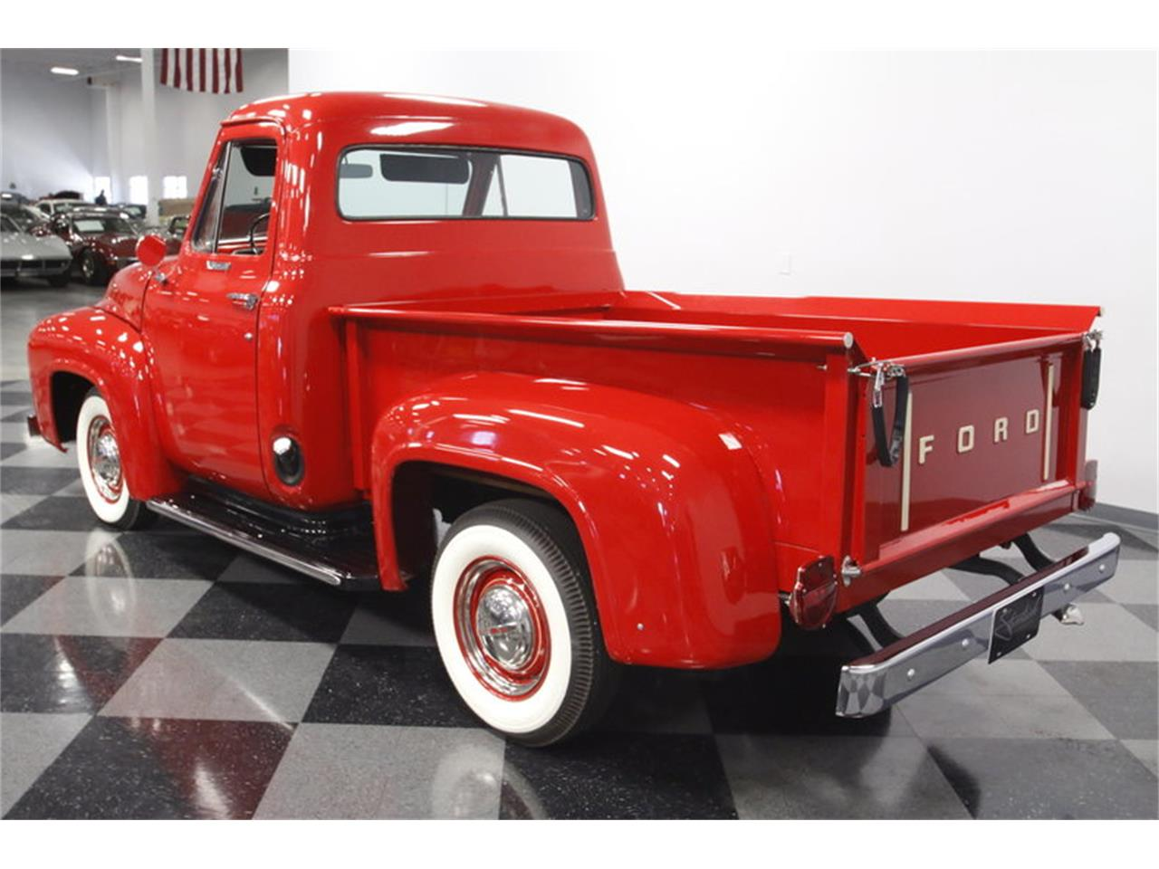 1955 Ford F100 For Sale Cc 1075477 Red Large Picture Of 55 N1ud