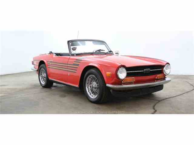 Picture of '73 TR6 - N1UE