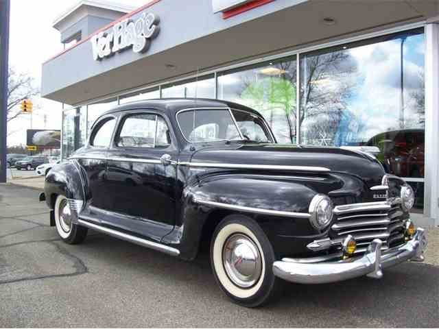 Picture of '48 Deluxe - N1UM