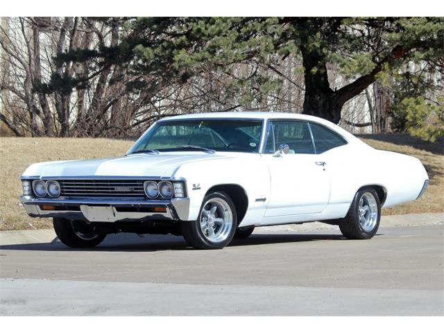 Picture of '67 Impala SS - N1UN