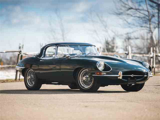 Picture of '68 E-Type Series 1½ 4.2-Litre Roadster - MY1I