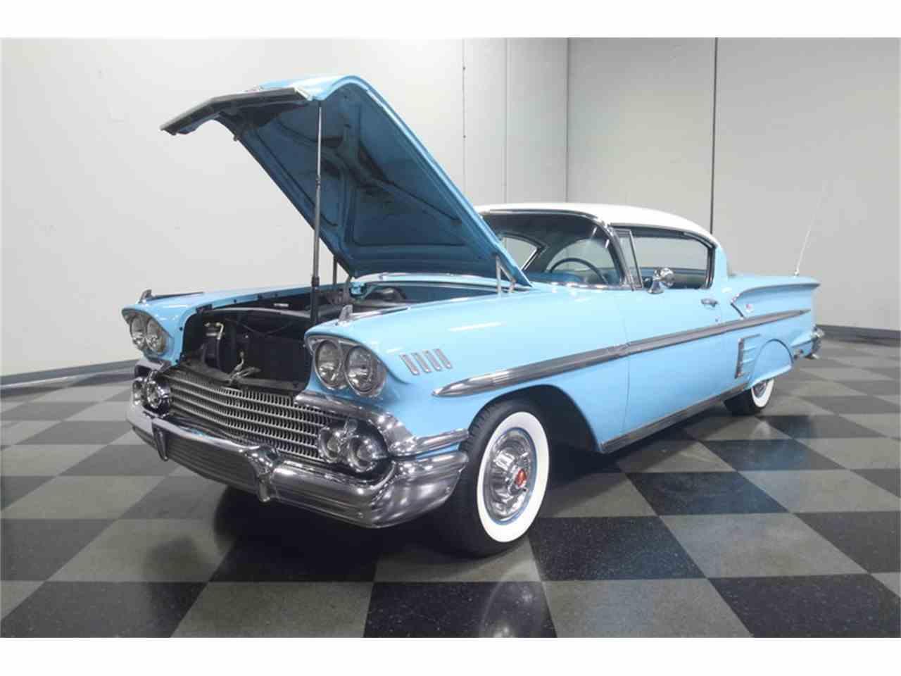 1958 Chevrolet Impala for Sale   ClassicCars.com   CC-1075514
