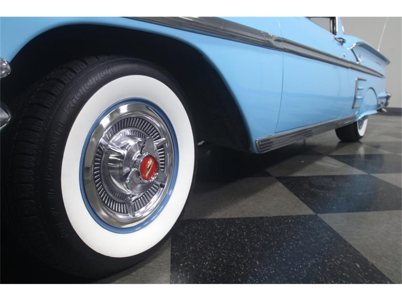 Large Picture of '58 Chevrolet Impala located in Lithia Springs Georgia - $45,995.00 - N1VE