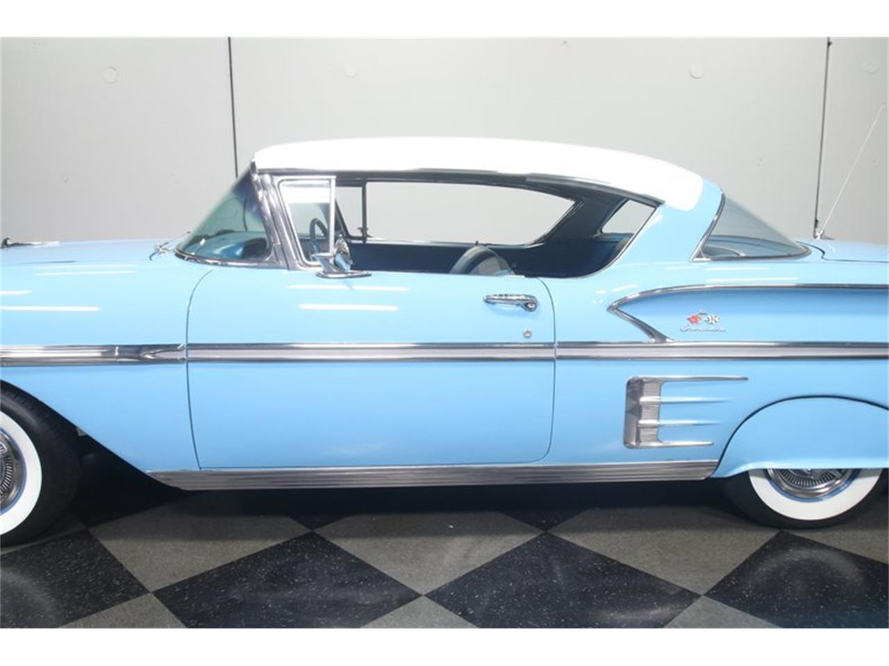 Large Picture of Classic '58 Impala located in Georgia - $45,995.00 Offered by Streetside Classics - Atlanta - N1VE