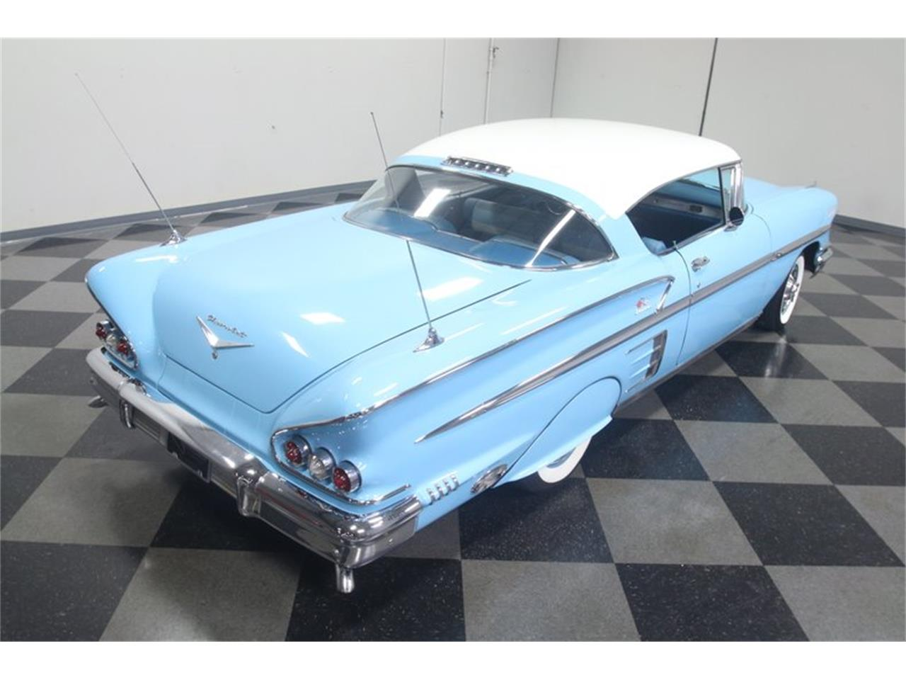 Large Picture of 1958 Chevrolet Impala located in Georgia Offered by Streetside Classics - Atlanta - N1VE