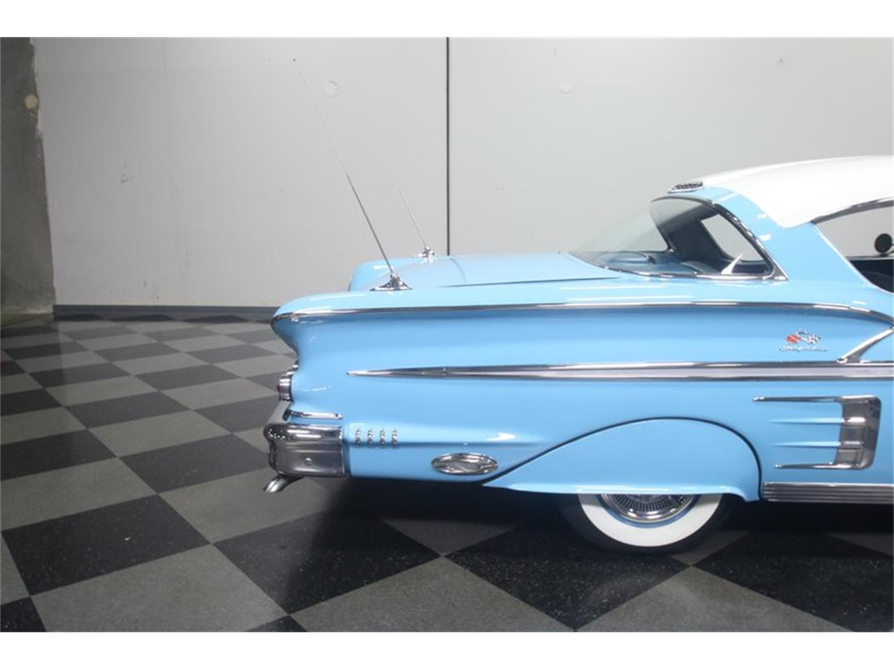 Large Picture of Classic 1958 Impala Offered by Streetside Classics - Atlanta - N1VE