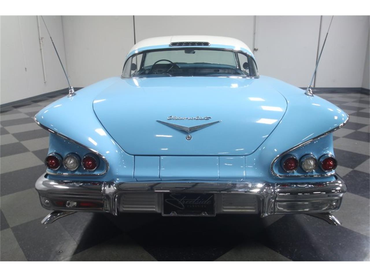 Large Picture of '58 Chevrolet Impala located in Georgia Offered by Streetside Classics - Atlanta - N1VE
