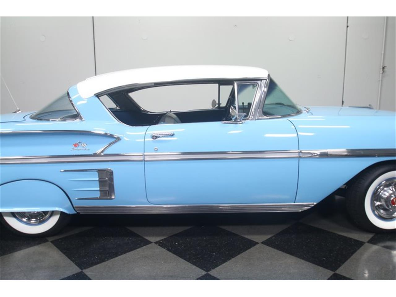 Large Picture of Classic 1958 Chevrolet Impala located in Lithia Springs Georgia - $45,995.00 - N1VE