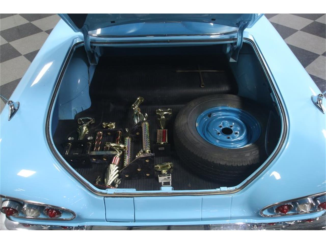 Large Picture of Classic '58 Chevrolet Impala located in Georgia Offered by Streetside Classics - Atlanta - N1VE