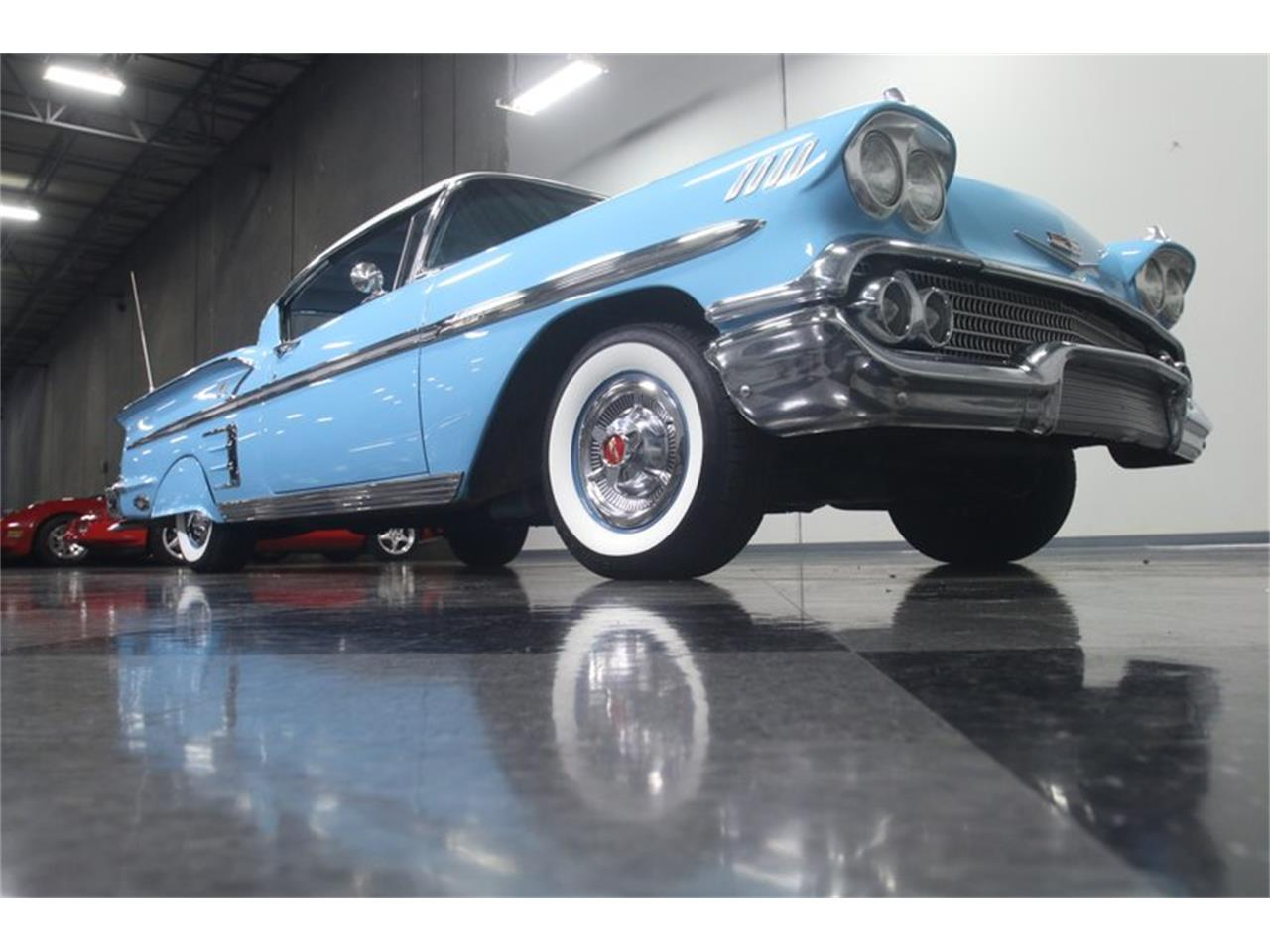 Large Picture of Classic '58 Chevrolet Impala located in Georgia - $45,995.00 - N1VE