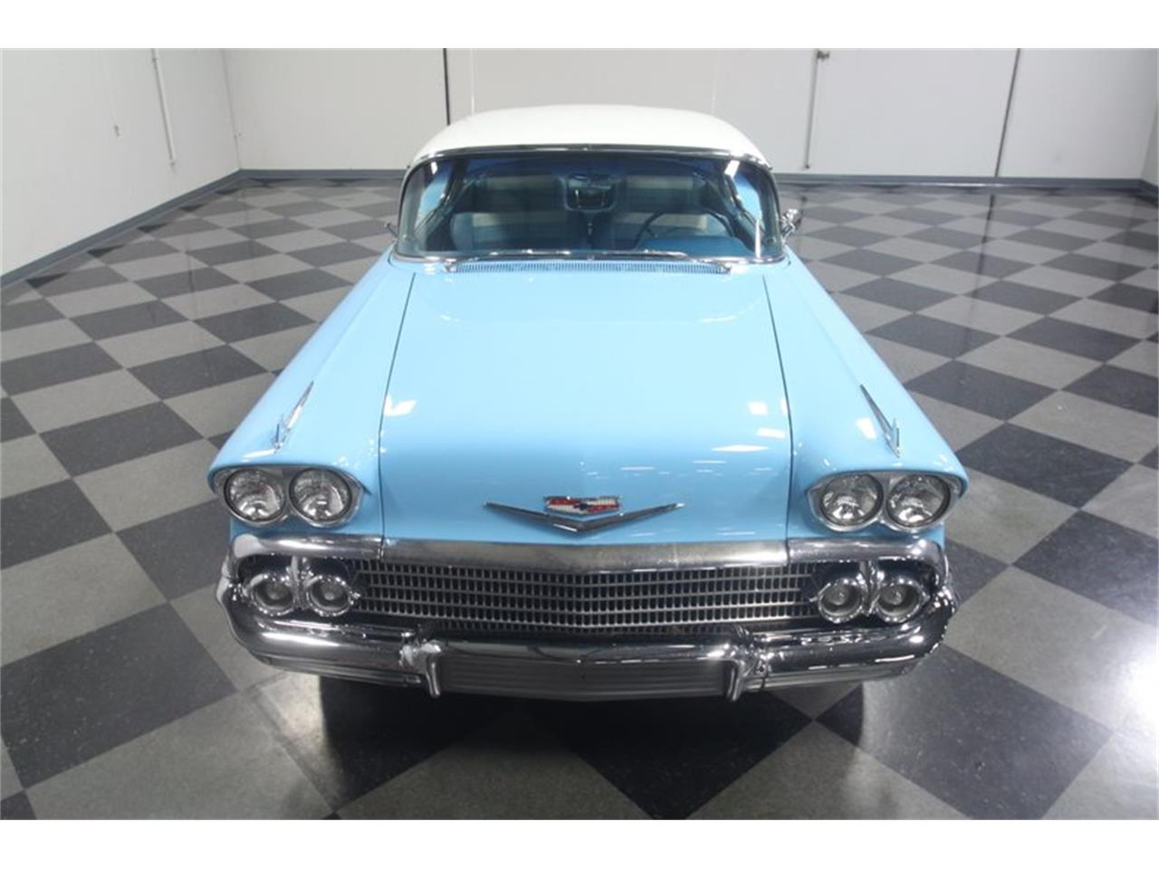 Large Picture of Classic 1958 Chevrolet Impala located in Georgia - $45,995.00 Offered by Streetside Classics - Atlanta - N1VE