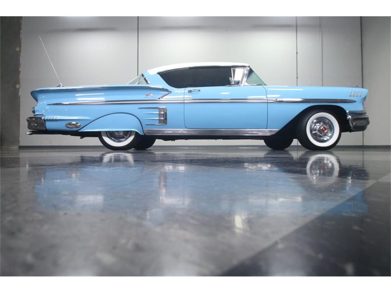 Large Picture of Classic 1958 Chevrolet Impala - N1VE